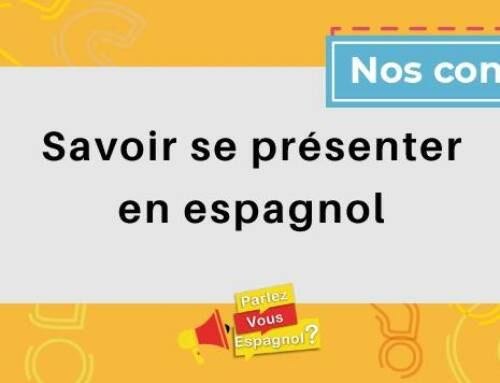 Savoir se présenter en espagnol