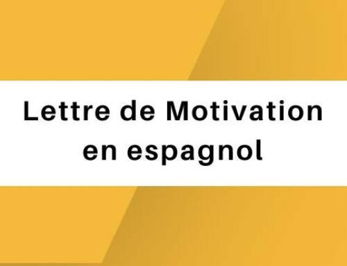 Lettre de Motivation en espagnol : Nos conseils et exemples pour la réussir !
